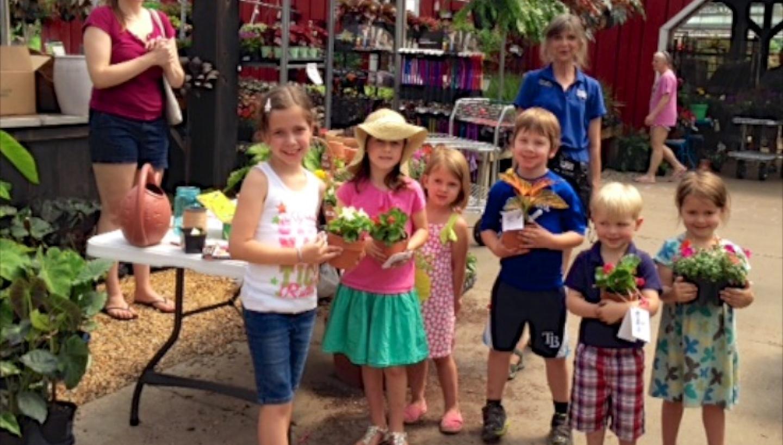 Hippity Hoppity Happenings at The Barn Nursery, Chattanooga!
