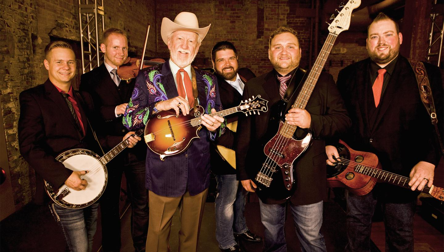 Doyle Lawson & Quicksilver at the Niswonger Performing Arts Center
