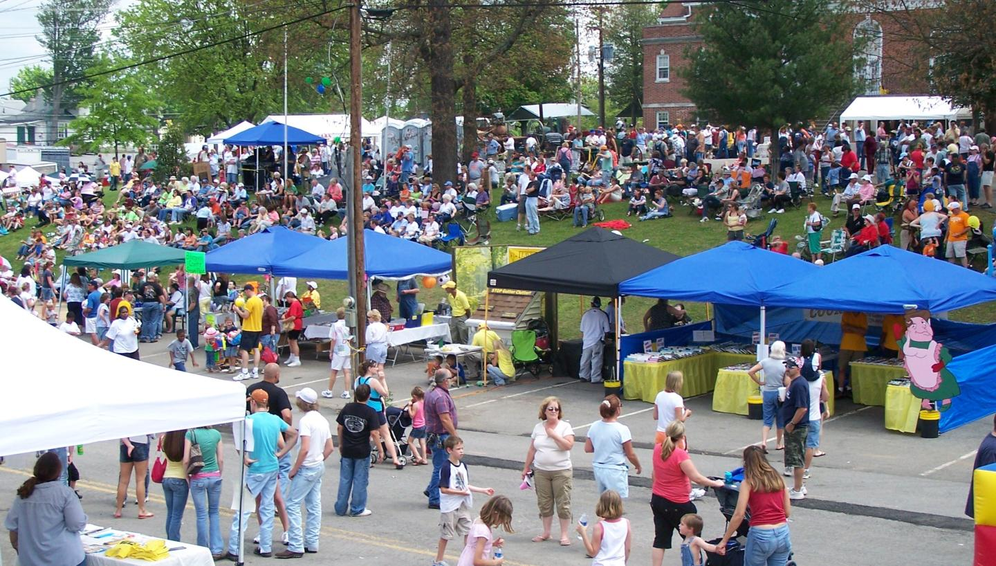 Old Timers Day Festival 59th Annual