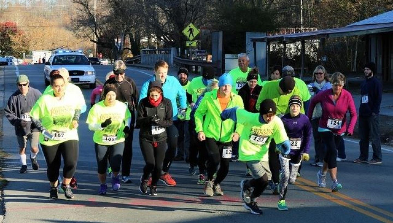 Cathie and Troy Johnson 5K Run/Walk