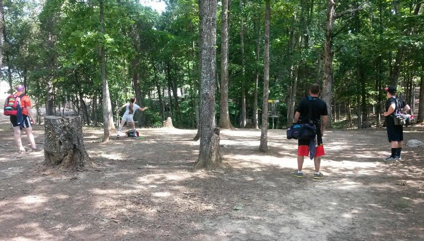 Tennessee State Disc Golf Championships