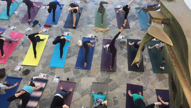 Artful Yoga: Room to Revitalize
