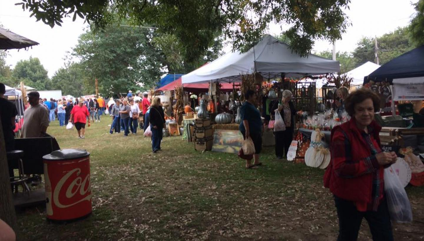 46th Annual Reelfoot Arts & Craft Festival