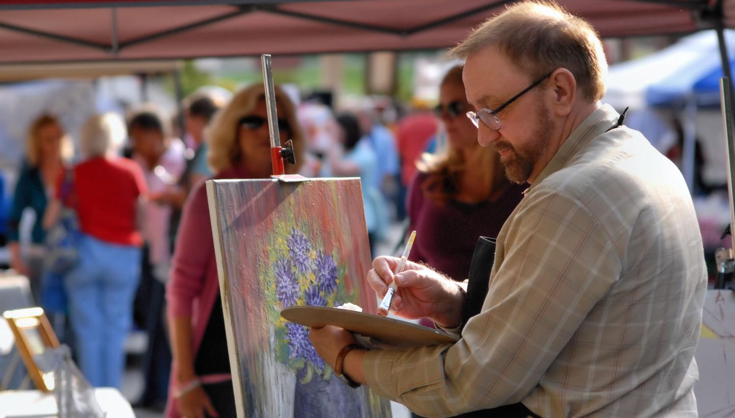 11th Annual Arts in the Park, Art in the Heart of Hamblen County