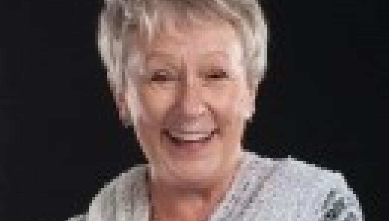 Carol Birch as Teller-In-Residence