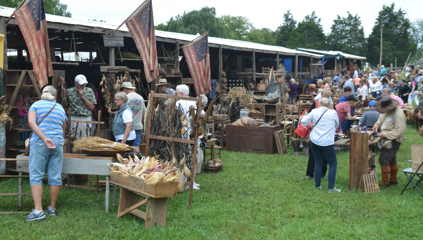 """Days of the Pioneer"" Antique Show"