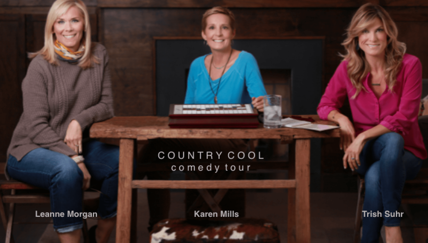Country Cool Comedy Tour at the Niswonger Performing Arts Center