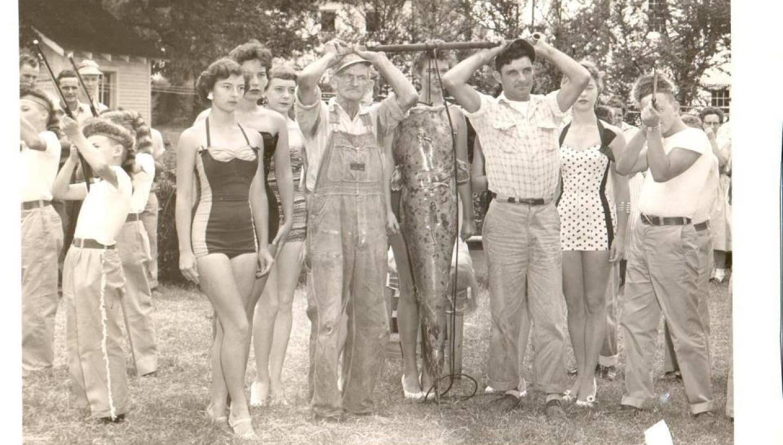 National Catfish Derby/World Championship of Catfishing