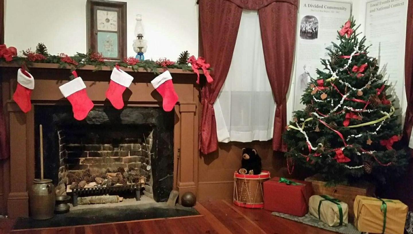 Christmas at the General's