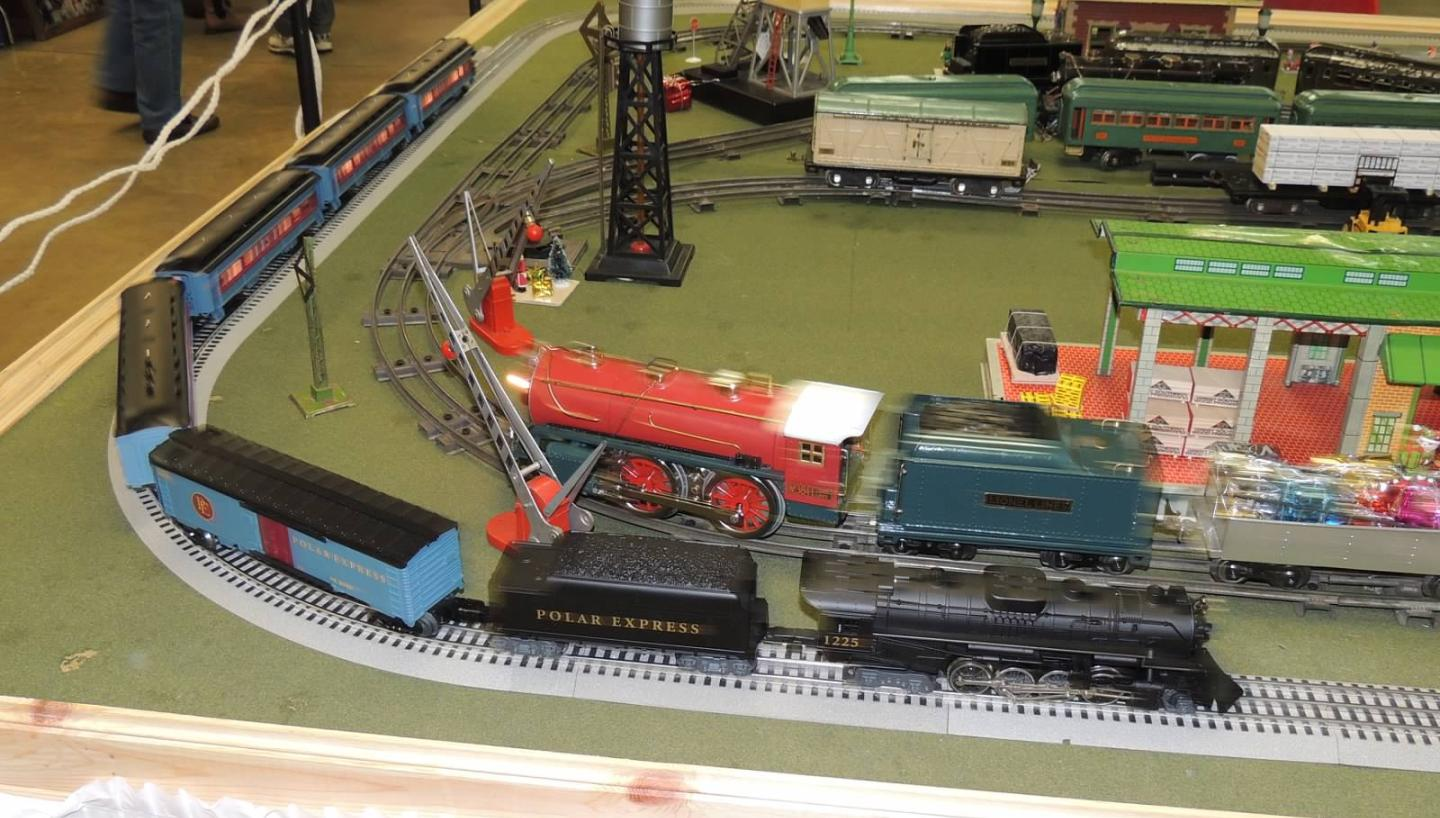 24th Annual Christmas Toy Train Show