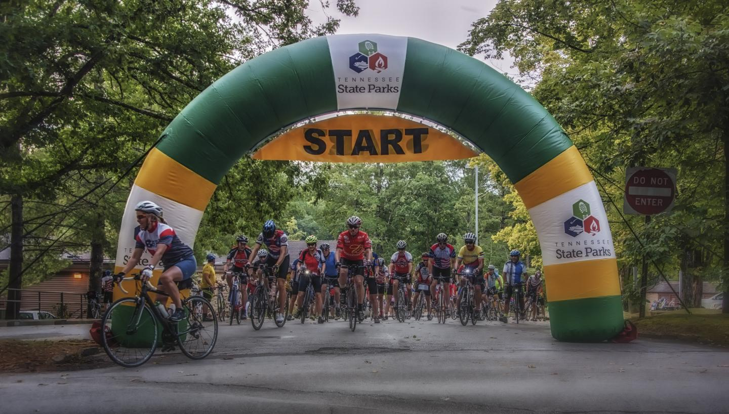 2017 Bicycle Ride Across Tennessee
