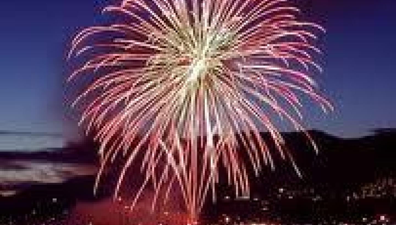 Independance Day Celebration Fireworks & Concert  at Reelfoot Lake