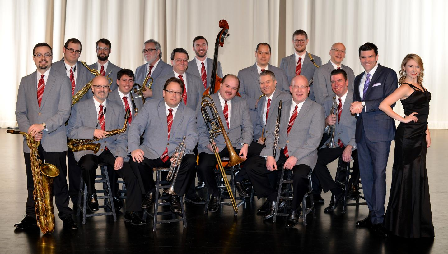 The World Famous Glenn Miller Orchestra at the Niswonger Performing Arts Center
