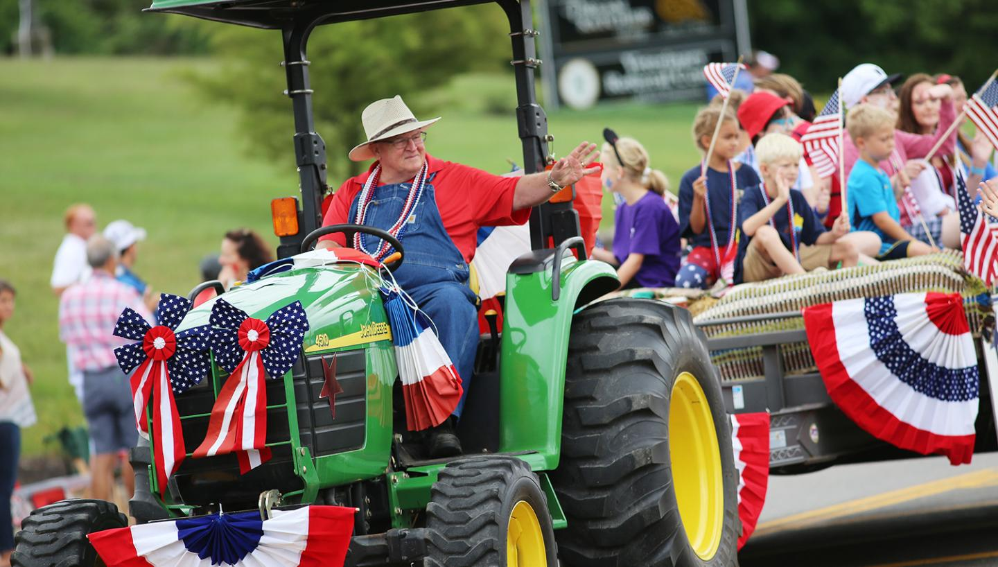 Farragut Fourth of July Parade
