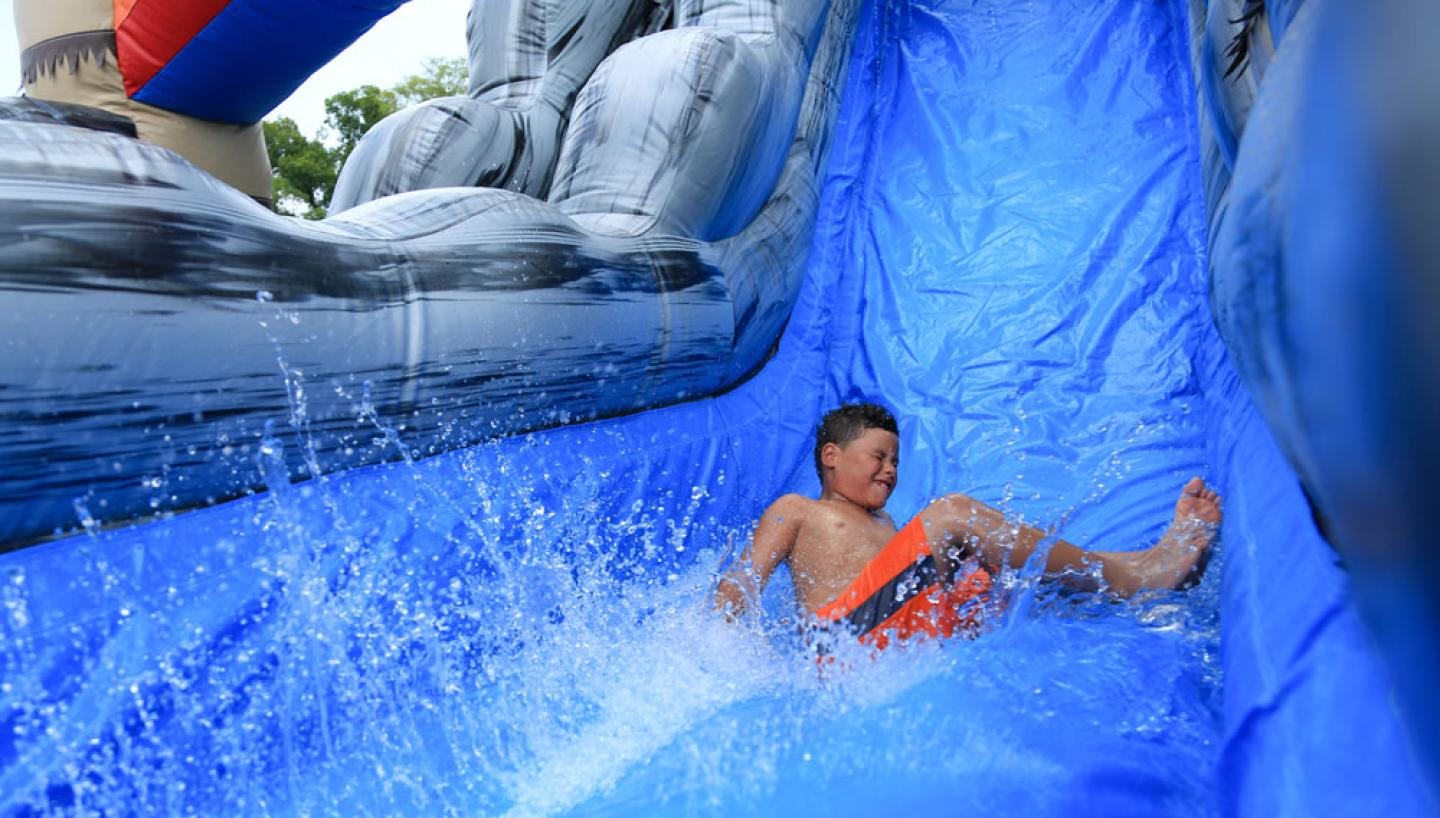 Summer Splash H2Oliday, Presented by Southern ICEE