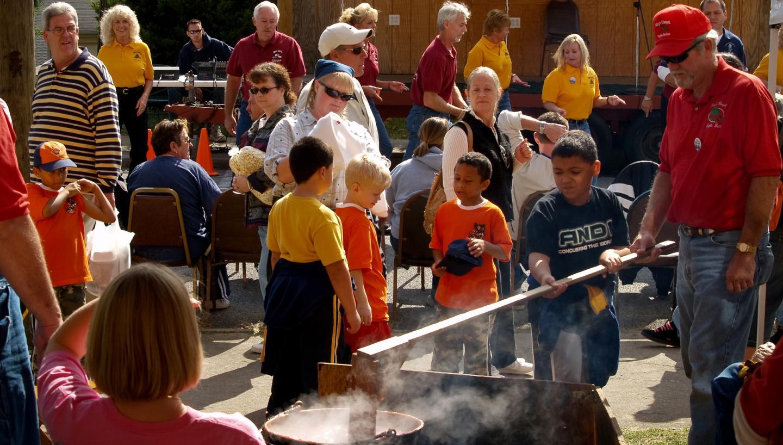 42nd Annual Mountain Makins Festival