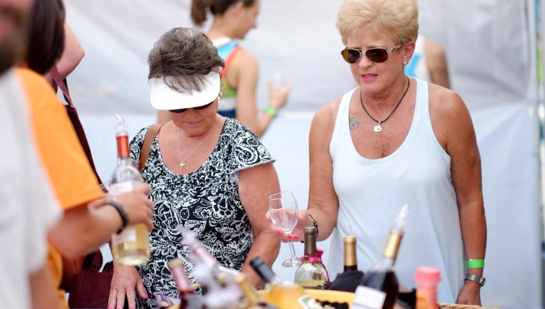 Lavender Festival in Historic Jackson Square in Oak Ridge