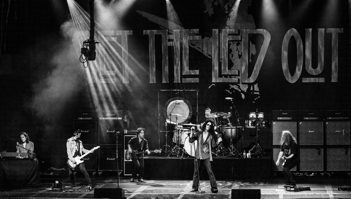 Get The Led Out: The American Led Zeppelin at the Niswonger Performing Arts Center