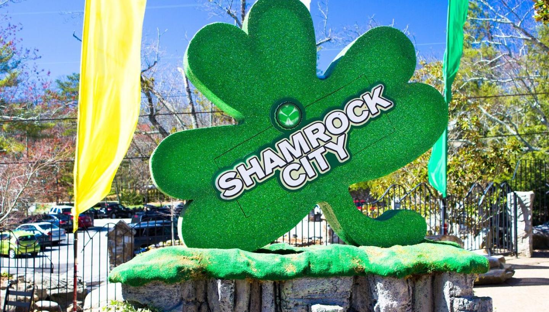 Rock City's Shamrock City