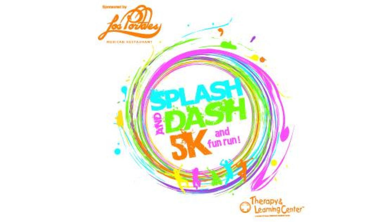 4th Annual Splash & Dash 5K/1 mile Fun Run