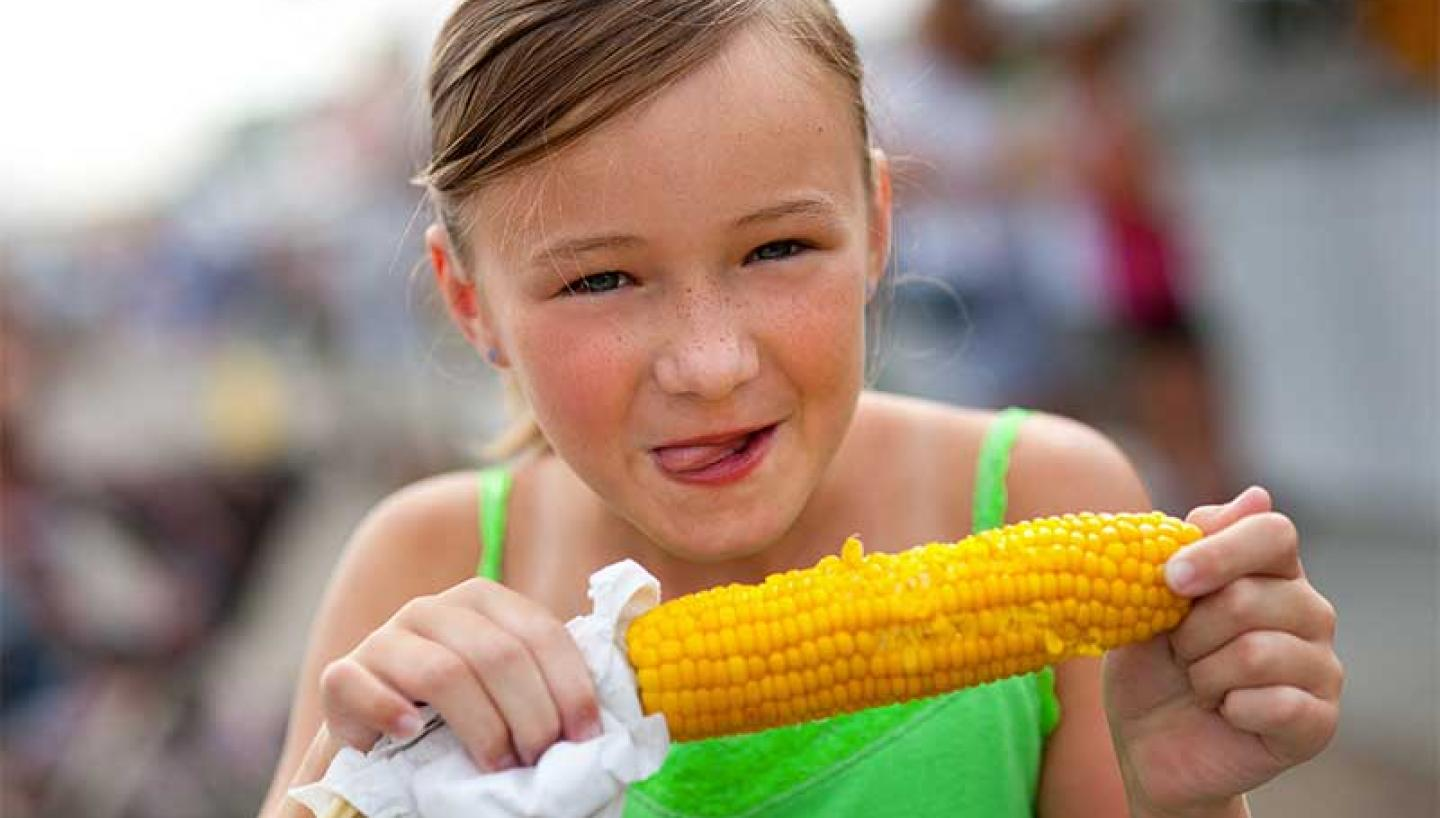 Sweet Corn Fun Fest in Eagleville, TN - Tennessee Vacation