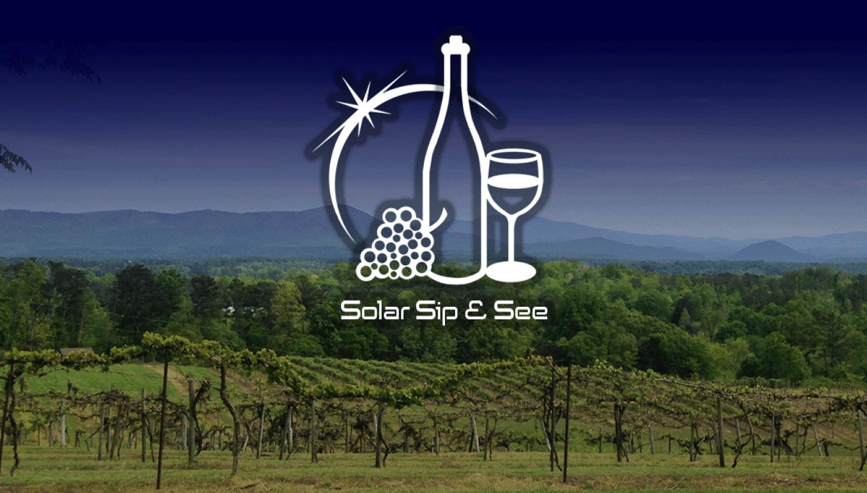 Solar Sip & See
