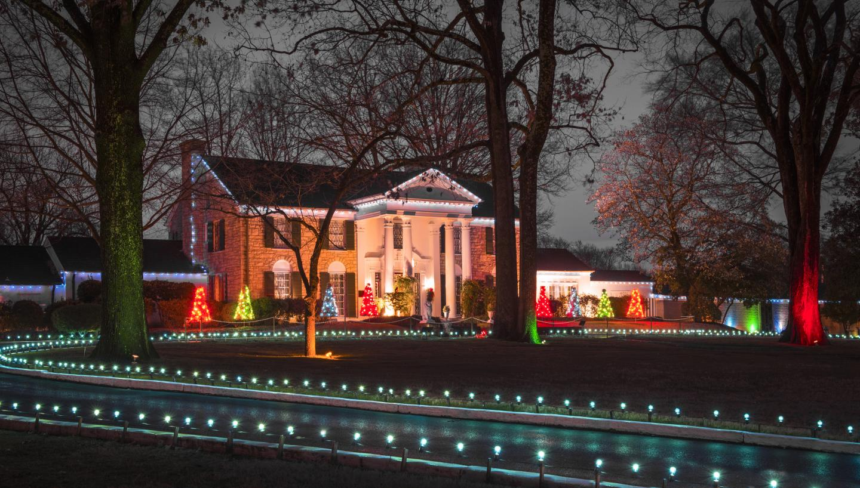 Amazing Christmas At Graceland