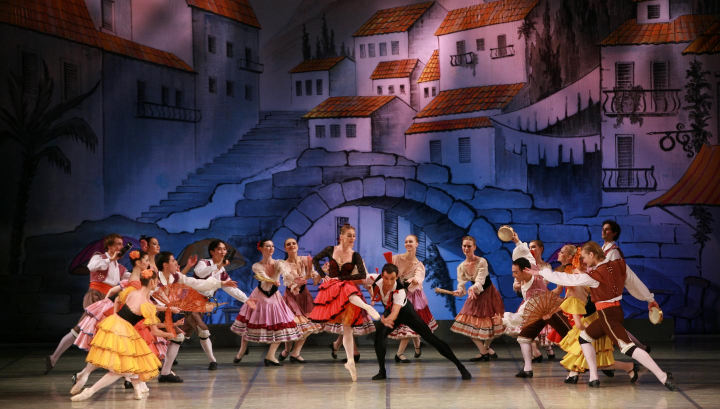 Moscow Festival Ballet: Don Quixote at the Niswonger Performing Arts Center