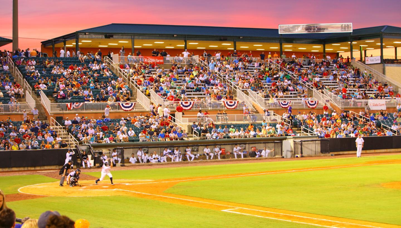 Jackson Generals Baseball Game