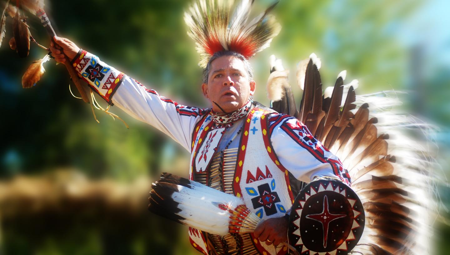 36th Annual Indian Education Pow Wow & Fall Festival