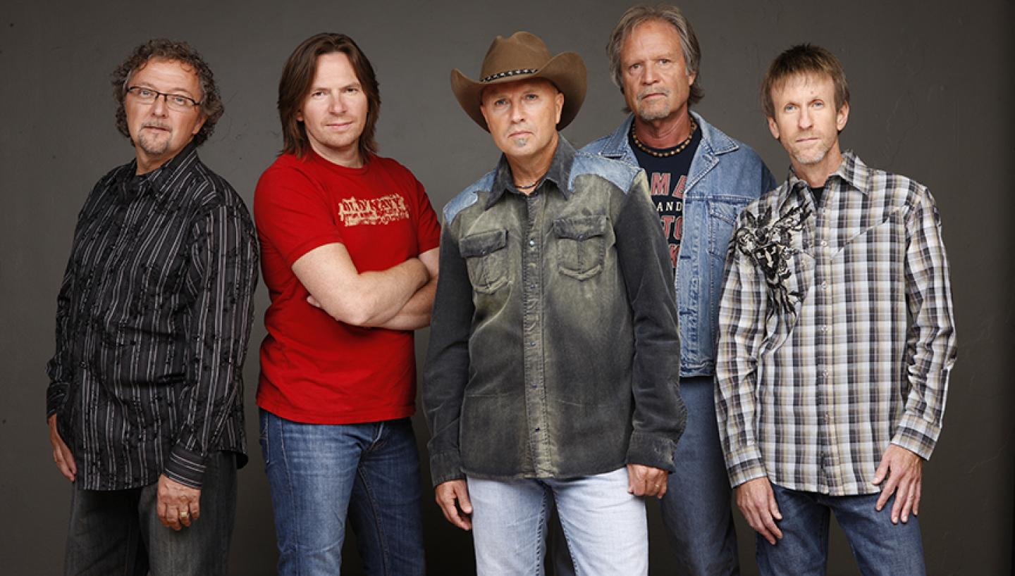 Sawyer Brown  in Concert