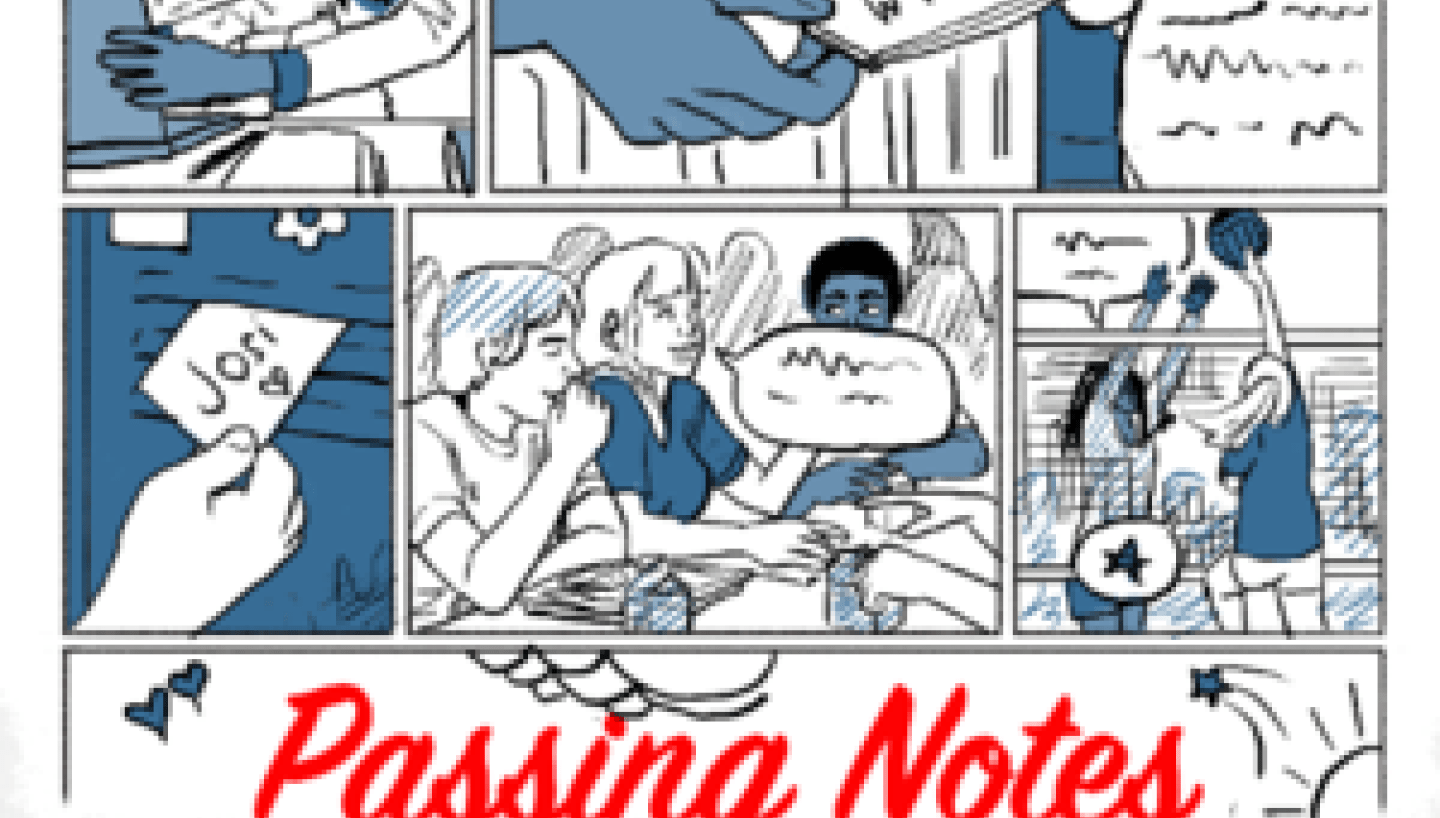Passing Notes: Translating Your Teen Experience into Comics in ...