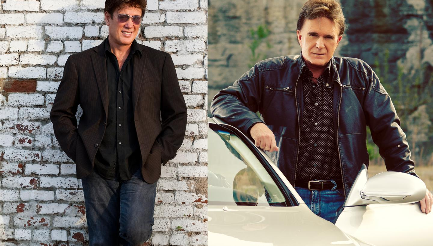 T.G. Sheppard & Ronnie McDowell Live in Concert