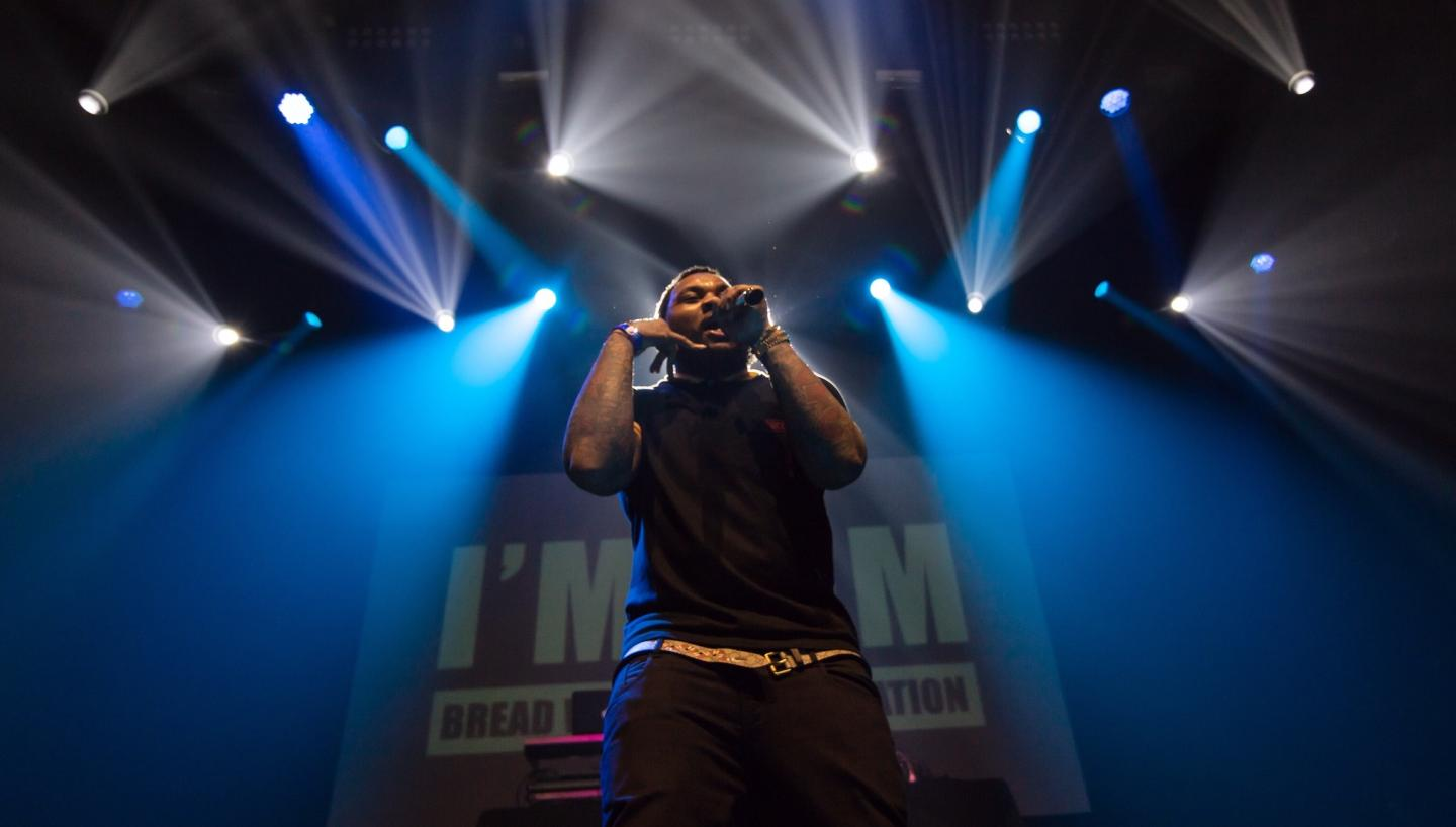 Kevin Gates - Luca Brasi 3 Tour in Knoxville, TN - Tennessee