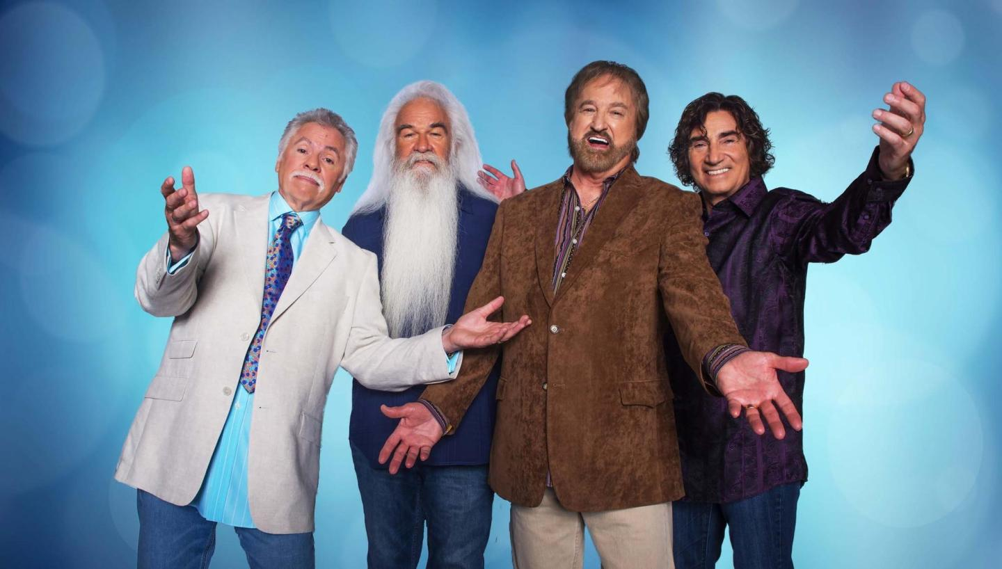 The Oak Ridge Boys Christmas Show in Knoxville, TN - Tennessee Vacation