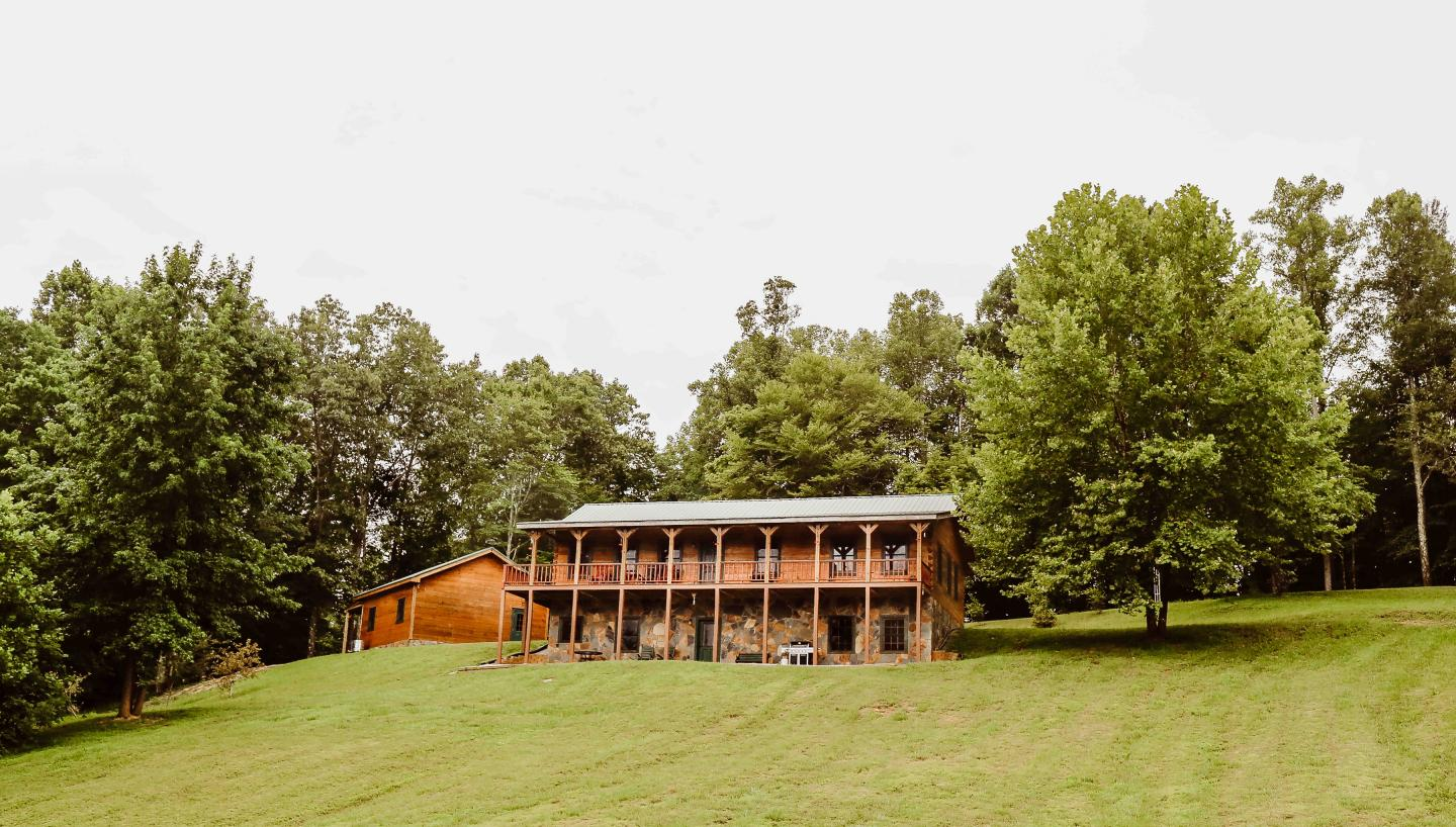 Log and Timber Frame Home Fall Tour Cookeville in Cookeville, TN -  Tennessee Vacation