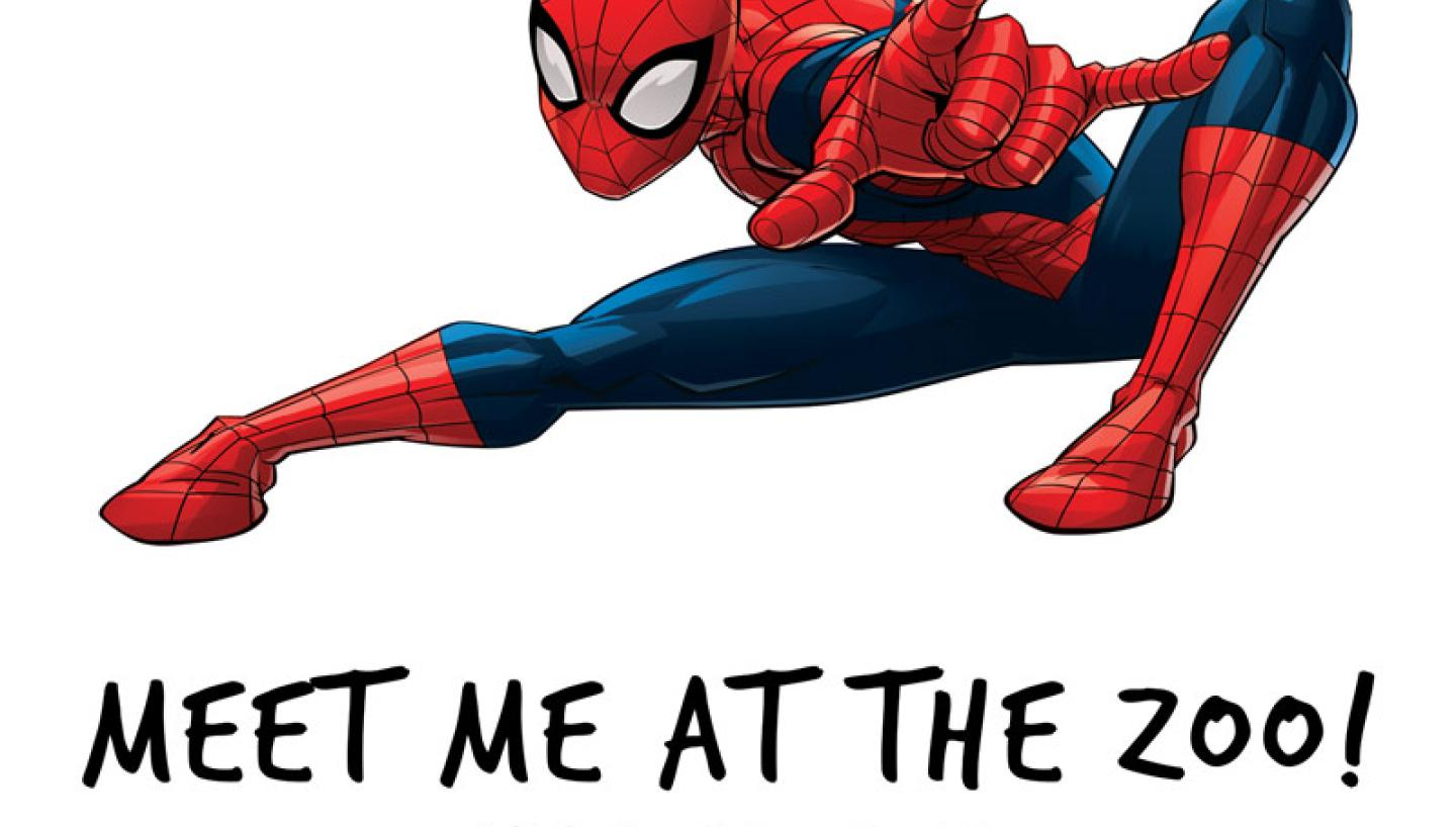 Meet Me at the Zoo: Marvel's Spider Man