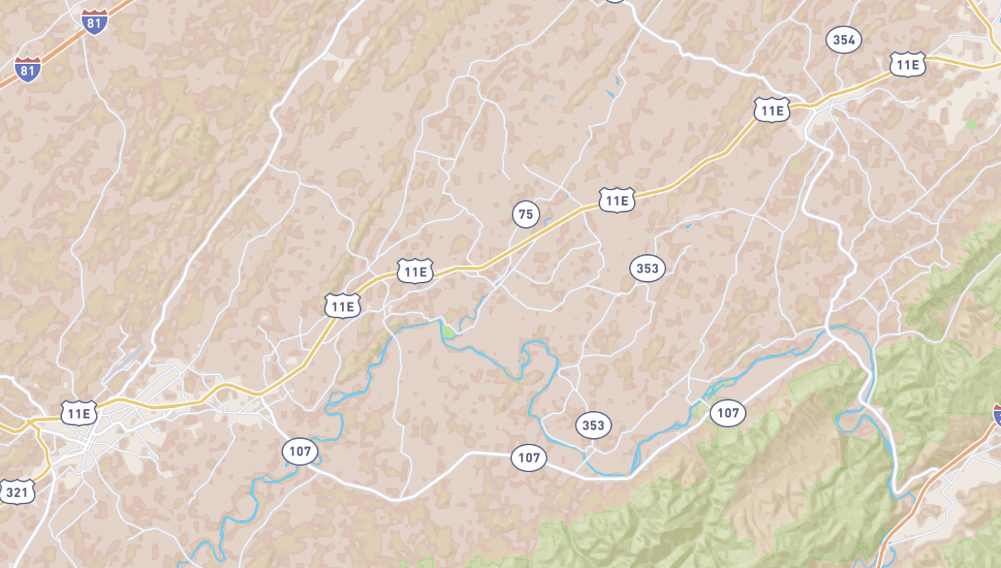 Limestone Tennessee Map.Experience Limestone Tn Tn Vacation