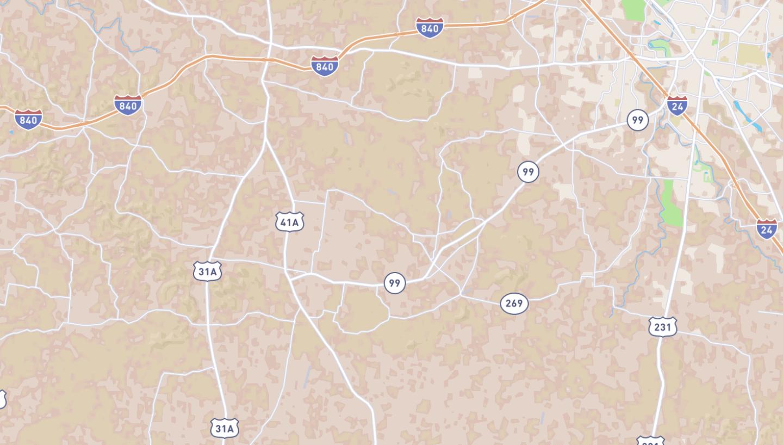 Nashville Predators Corn Maze Adventure