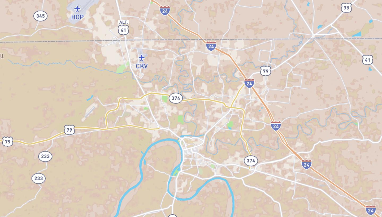 Clarksville Greenways