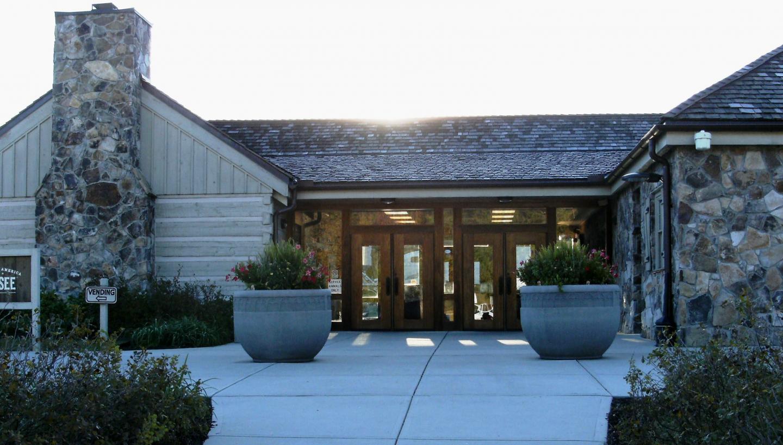 I-24 Welcome Center Tiftonia/Hamilton County