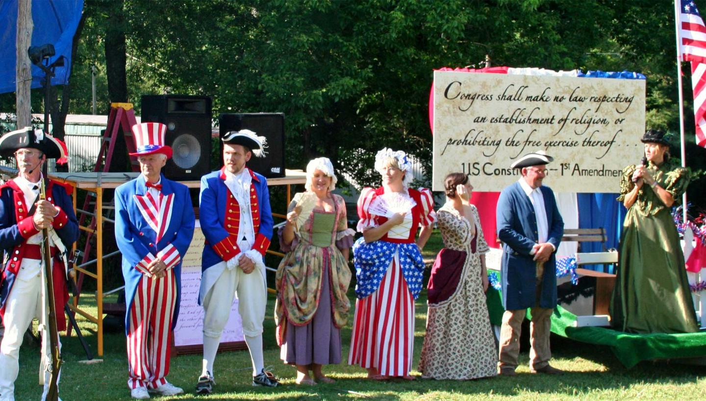 Lancaster Independence Day Parade