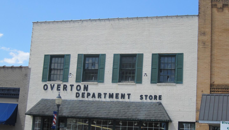 Overton Department Store