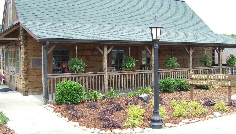 Wayne County Welcome Center