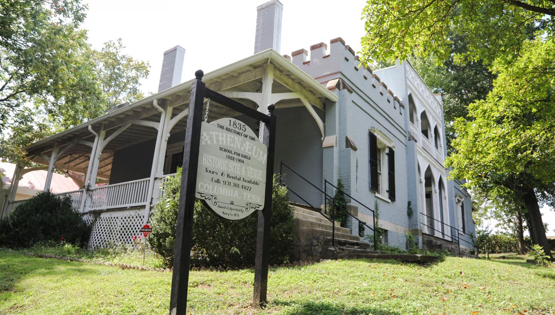 The Historic Athenaeum