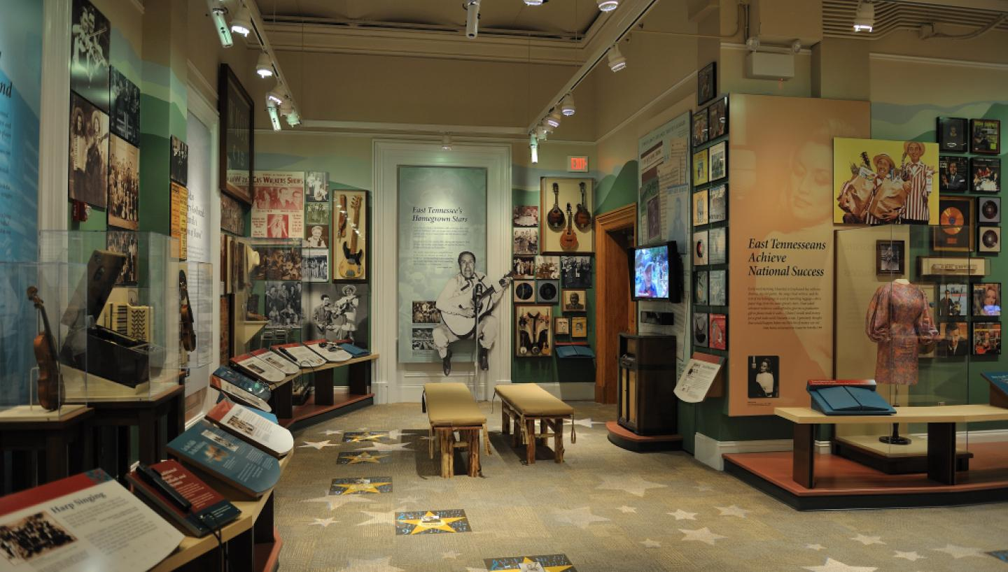 East Tennessee History Center