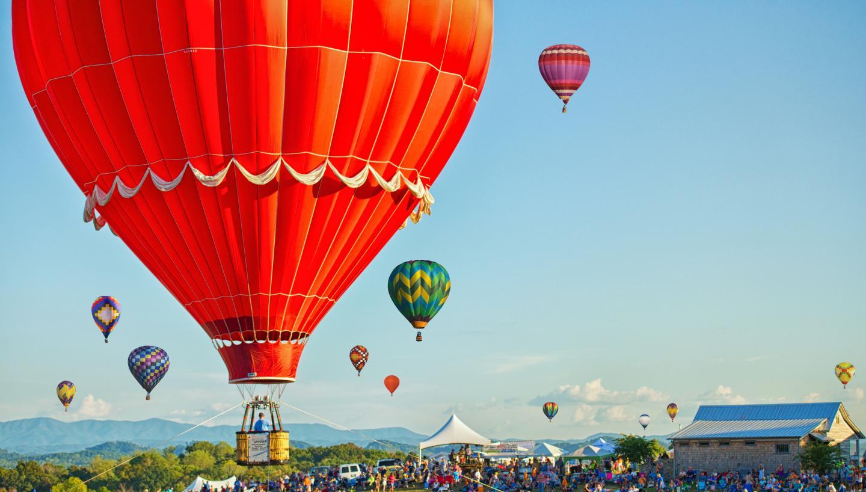 Monroe Life Balloon Fiesta