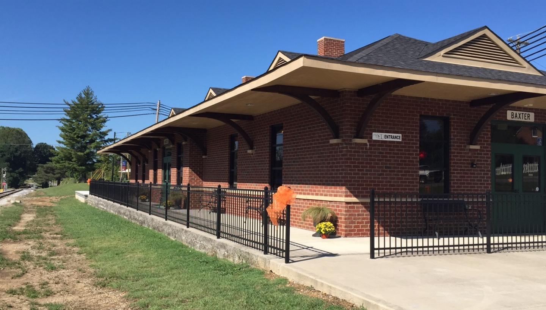 Baxter Depot Museum & Visitors' Center