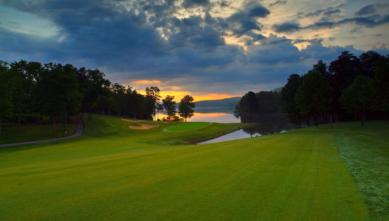 heatherhurst golf club in fairfield glade  tn
