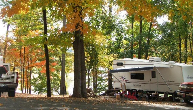 Cherokee Park Campground & Marina in Morristown, TN ...